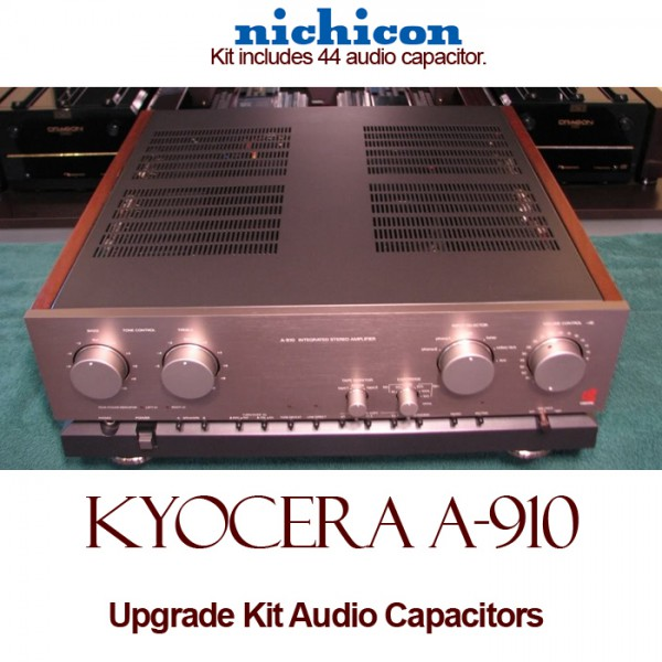 Kyocera A-910 Upgrade Kit Audio Capacitors