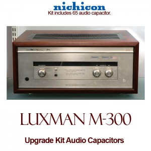 Luxman M-300 Upgrade Kit Audio Capacitors