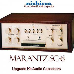 Marantz SC-6 Upgrade Kit Audio Capacitors