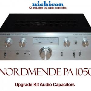 Nordmende PA 1050 Upgrade Kit Audio Capacitors