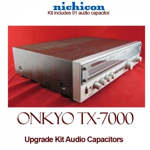 Onkyo TX-7000 Upgrade Kit Audio Capacitors