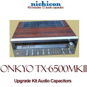 Onkyo TX-6500 MKII Upgrade Kit Audio Capacitors