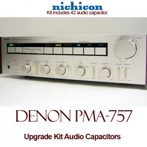 Denon PMA-757 Upgrade Kit Audio Capacitors