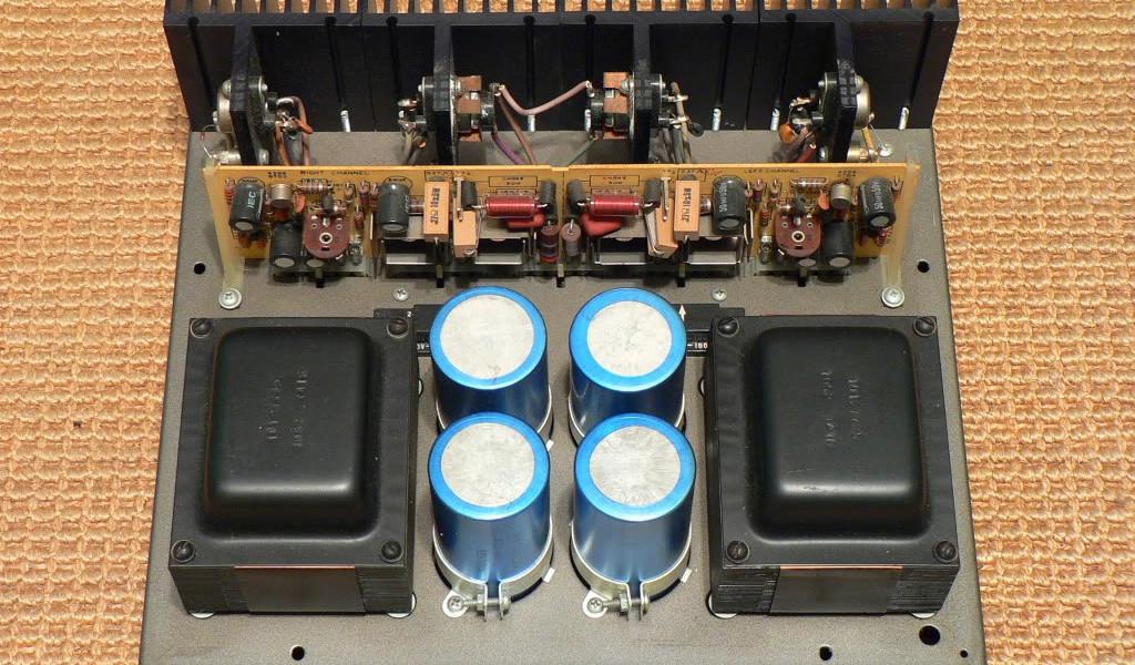 Harman Kardon Citation 12 Power Amplifiers