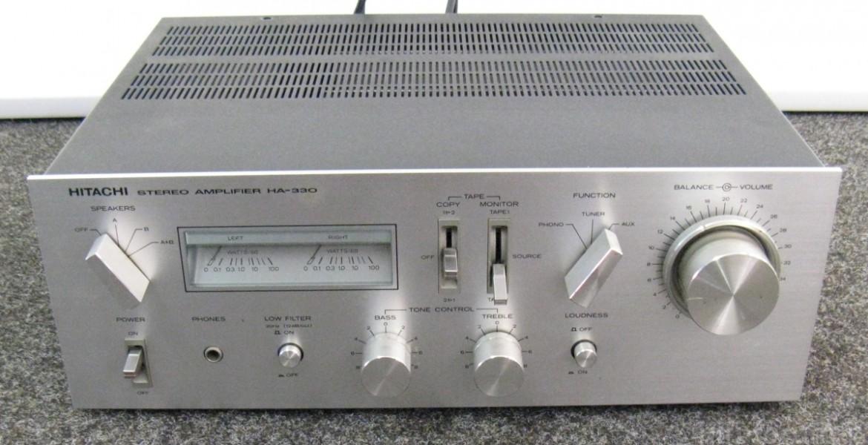 Hitachi HA-330