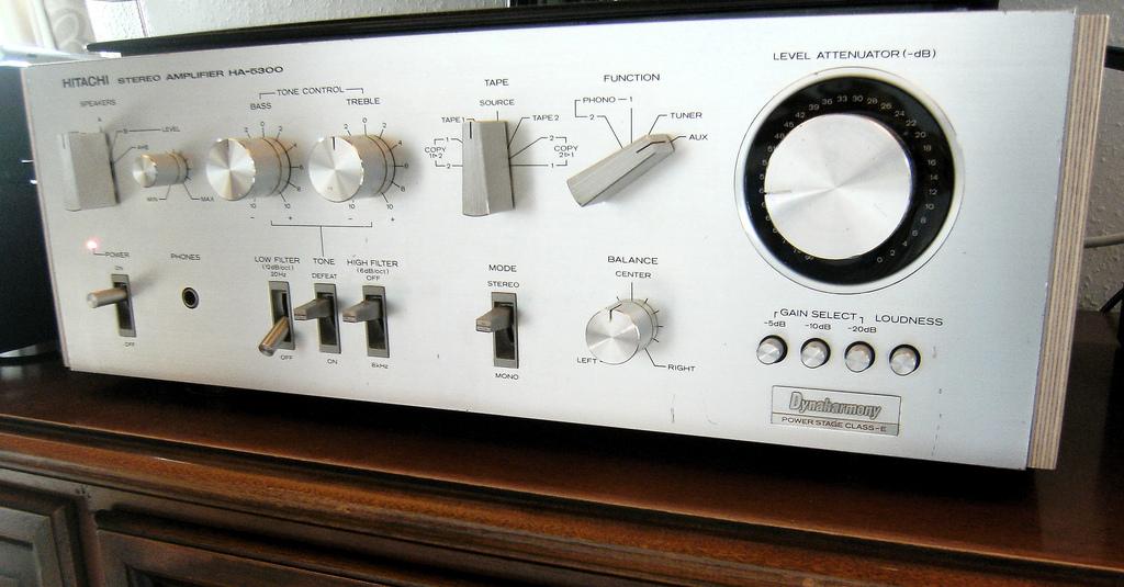 Hitachi HA-5300