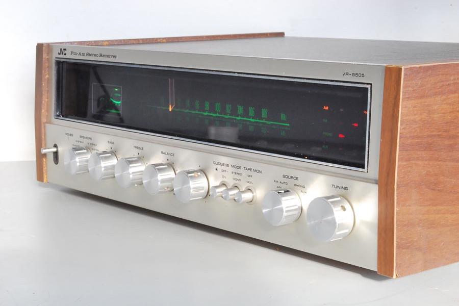 JVC VR-5505