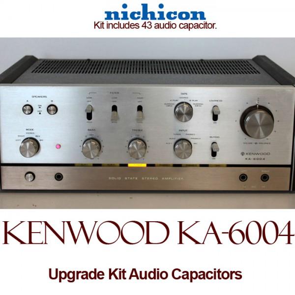 Kenwood KA-6004 Upgrade Kit Audio Capacitors
