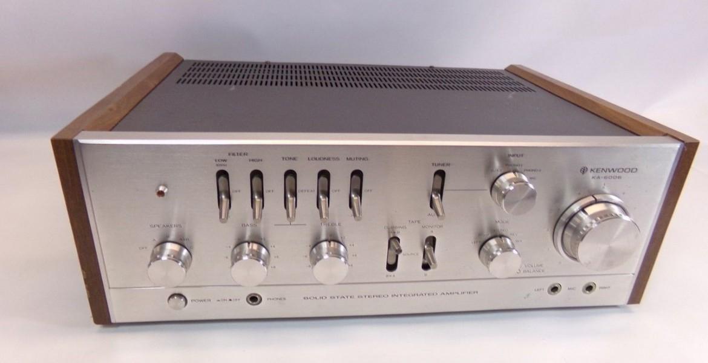 Kenwood KA-6006