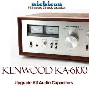Kenwood KA-6100 Upgrade Kit Audio Capacitors