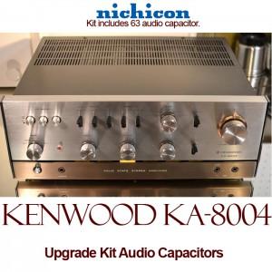 Kenwood KA-8004 Upgrade Kit Audio Capacitors