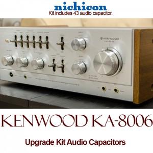 Kenwood KA-8006 Upgrade Kit Audio Capacitors