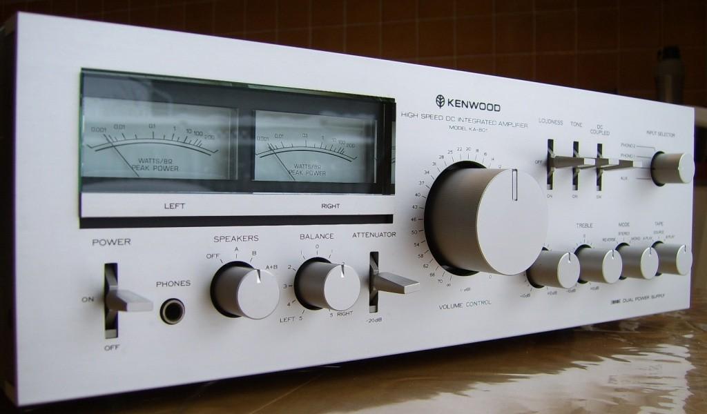 Kenwood KA-801
