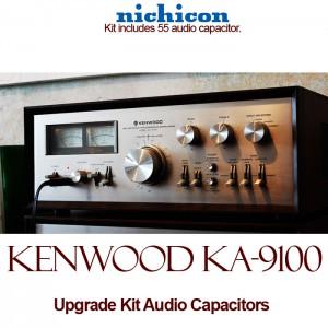 Kenwood KA-9100 Upgrade Kit Audio Capacitors