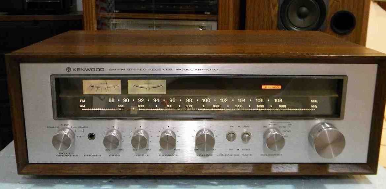 Kenwood KR-4070