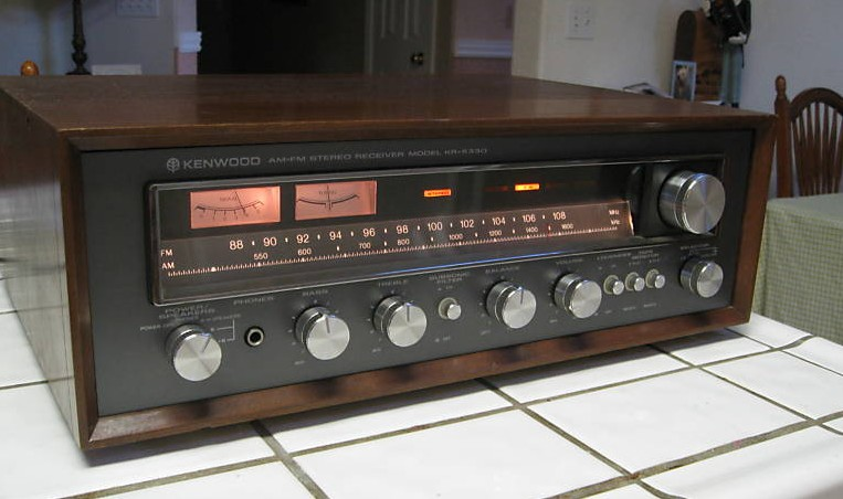 Kenwood KR-5330