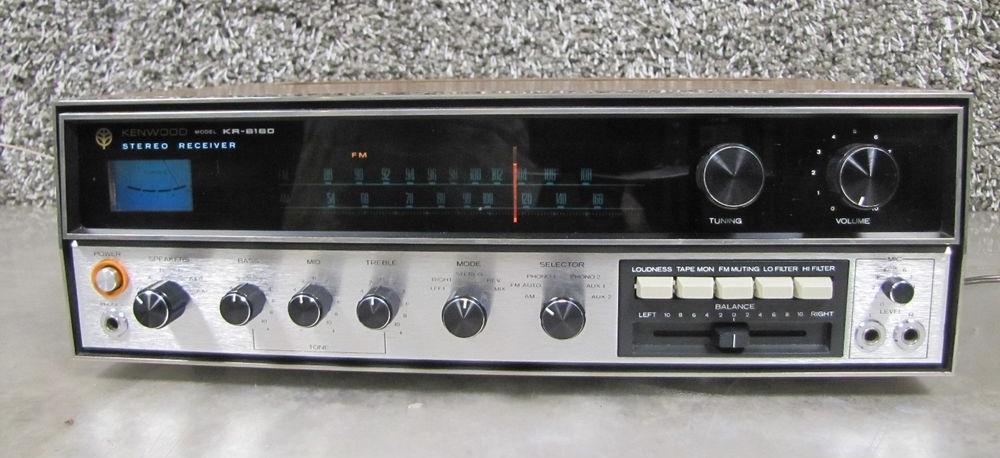 Kenwood KR-6160