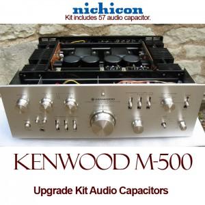 Kenwood Model 500 Upgrade Kit Audio Capacitors