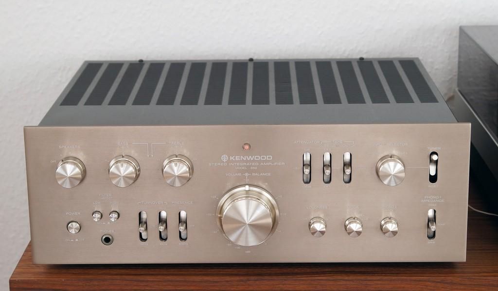 Kenwood Model 650