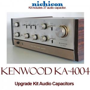 Kenwood KA-4004 Upgrade Kit Audio Capacitors