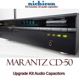 Marantz CD-50 Upgrade Kit Audio Capacitors
