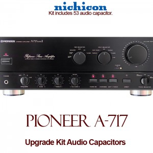 Pioneer A-717 Upgrade Kit Audio Capacitors