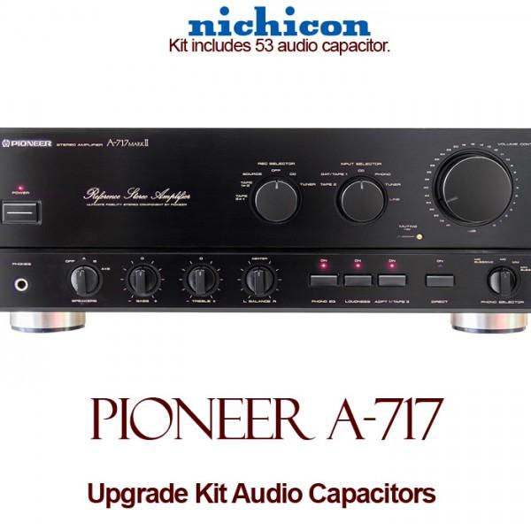 Pioneer A-717 Upgrade Kit Audio Capacitors