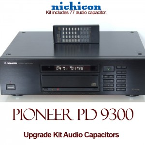Pioneer PD-9300 Upgrade Kit Audio Capacitors