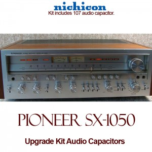 Pioneer SX-1050 Upgrade Kit Audio Capacitors