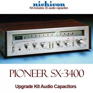 Pioneer SX-3400 Upgrade Kit Audio Capacitors