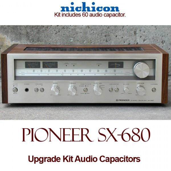 Pioneer SX-680 Upgrade Kit Audio Capacitors