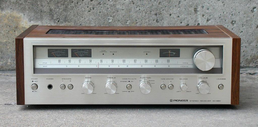 Pioneer SX-680