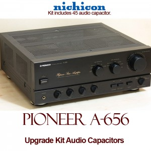 Pioneer A-656 Upgrade Kit Audio Capacitors