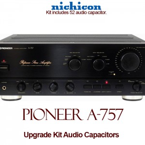 Pioneer A-757 Upgrade Kit Audio Capacitors