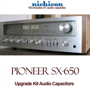 Pioneer SX-650 Upgrade Kit Audio Capacitors