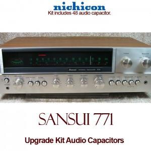 Sansui 771 Upgrade Kit Audio Capacitors