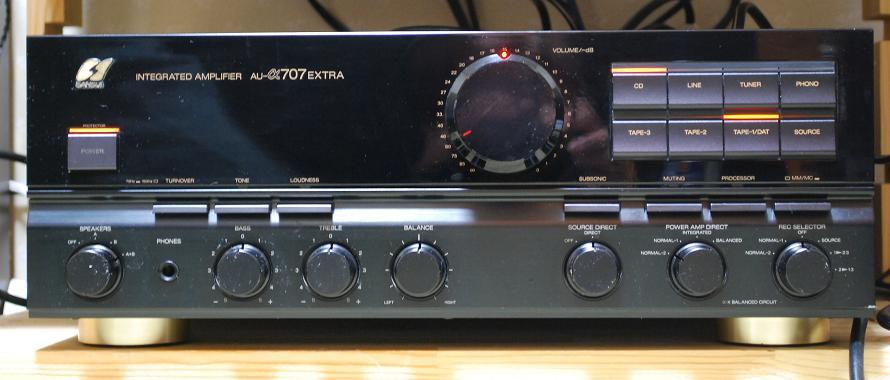 Sansui AU-A707