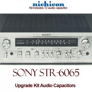 Sony STR-6065 Upgrade Kit Audio Capacitors