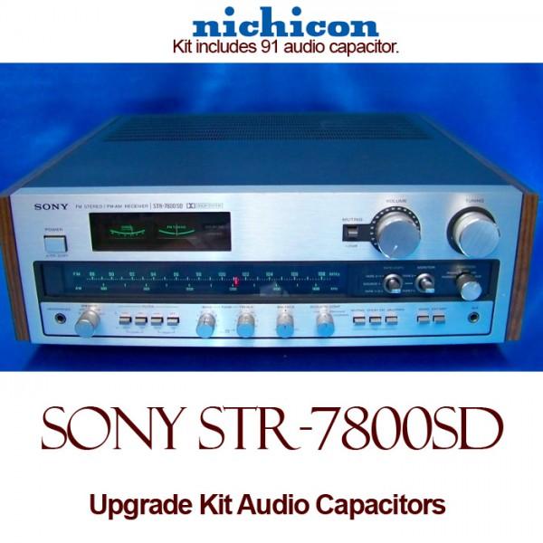 Sony STR-7800SD Upgrade Kit Audio Capacitors