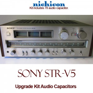 Sony STR-V5 Upgrade Kit Audio Capacitors
