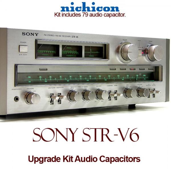 Sony STR-V6 Upgrade Kit Audio Capacitors