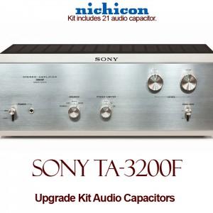 Sony TA-3200F Upgrade Kit Audio Capacitors