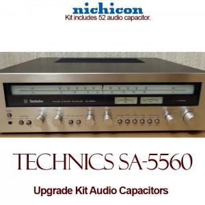 Technics SA-5560 Upgrade Kit Audio Capacitors
