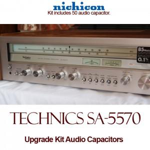 Technics SA-5570 Upgrade Kit Audio Capacitors