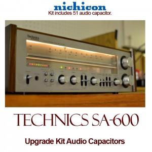 Technics SA-600 Upgrade Kit Audio Capacitors