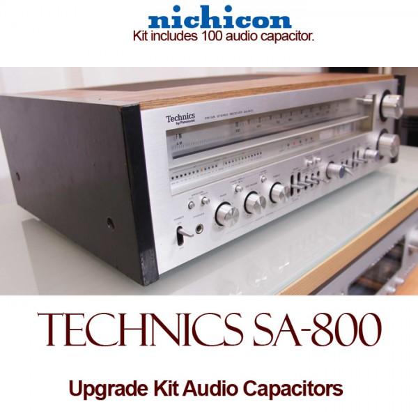 Technics SA-800 Upgrade Kit Audio Capacitors