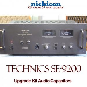 Technics SE-9200 Upgrade Kit Audio Capacitors