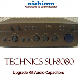 Technics SU-8080 Upgrade Kit Audio Capacitors