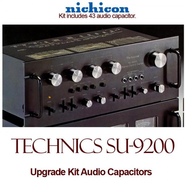 Technics SU-9200 Upgrade Kit Audio Capacitors