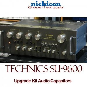 Technics SU-9600 Upgrade Kit Audio Capacitors